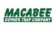 Macabee Gopher Traps logo