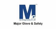 MAJOR GLOVE AND SAFETY logo